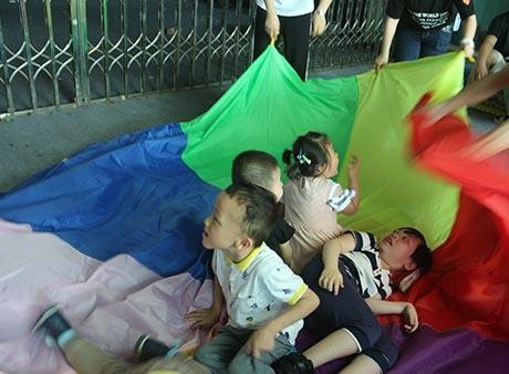 重庆自闭症训练中心